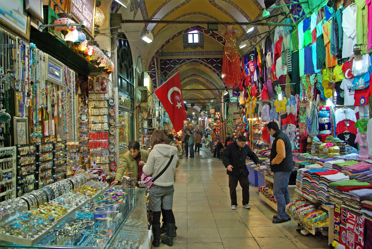 Grand Bazaar  Istanbul through my eyes