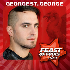 George St. George on the Feast of Fools podcast