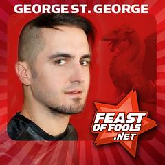 FOF #948 - George St. George Slays It - 03.12.09