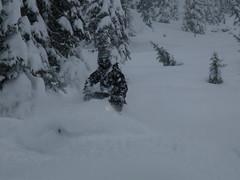 P1000046 (m_dowhaniuk) Tags: snow snowboarding redfish