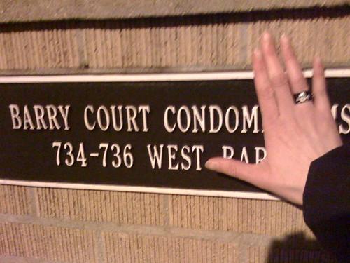 Barry Court Condoms