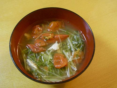 Budget soup