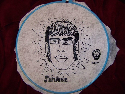 FOTC embroidery
