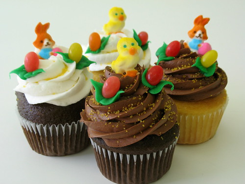 easter cupcakes for kids. Some very simple Easter Cupcakeskids love them! Beautiful Cakes - Chicago