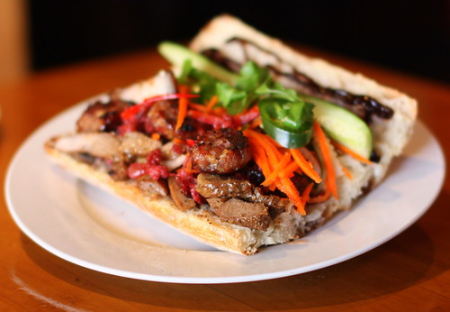 "The Making of the ""Oink Mi"" Ultimate Vietnamese Sandwich by you."
