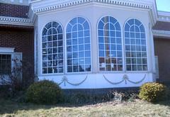 Front Bow Window