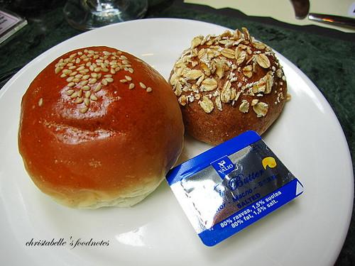 阿眉快餐店麵包
