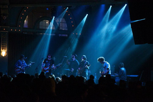 Brian Jonestown Massacre at Crystal Ballroom, Portland, Oregon