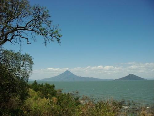 Lago de Managua, Nicaragua.