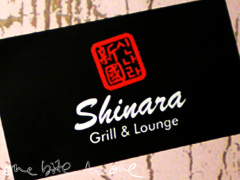 shinara business card