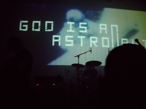 Concierto God Is An Astronaut