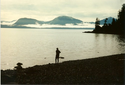 Morning on the Prince William Sound
