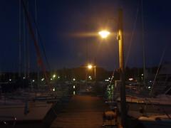 Night in Hangonkylä harbour (Basse911) Tags: summer night suomi finland harbour hanko archipelago sailingboat sailingboats hangö hangöby hangonkylä husslipen