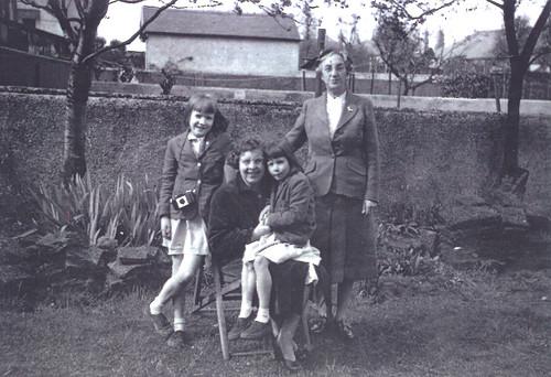 McConnells, Giffnock, 1952.