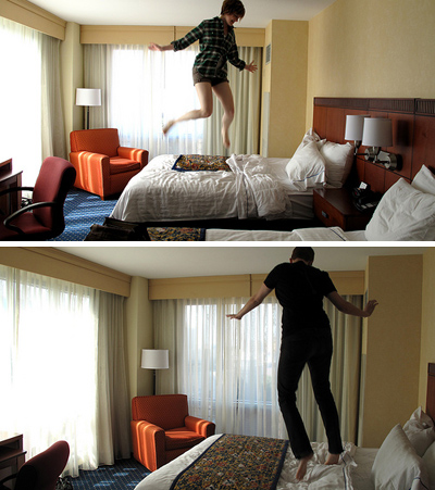 HOWBedJumping