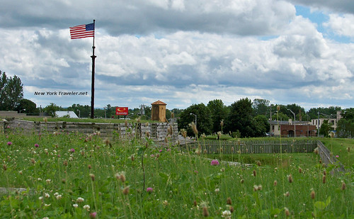 Fort Stanwix Scenery