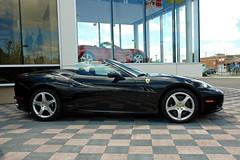 Ferrari California, times two