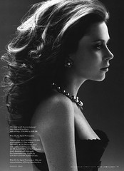Vanity Fair - Anna Friel August 2009 (Kai Z Feng Blog) Tags: uk anna london breakfast daisies lost boulevard vanity august fair jewelry kai land z feng tiffanys pushing friel