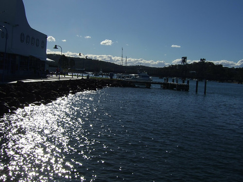 Batemans Bay - winter