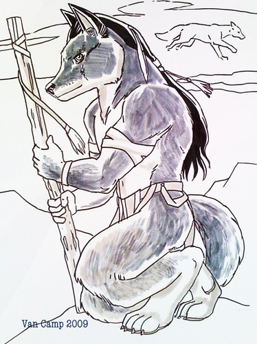 Graywolf Shamen
