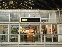 Picture of Lush, Liverpool Street Station