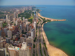 I Can See For Miles And Miles (Bill Fultz) Tags: lakemichigan hancocktower bigjohn observationdeck chicagoillinois northshoredrive illinoistravel