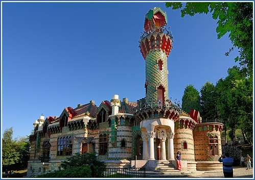 El Capricho de Gaudí por alfonso-tm.
