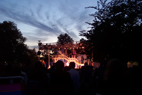 Shakespeare At Dusk