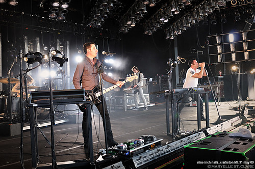 Nine Inch Nails @ Clarkston 5/31/09