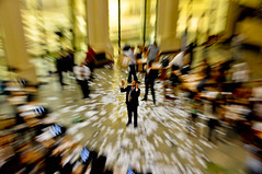 Stock Market (Ahmad Nawawi) Tags: portrait man men lens happy nikon university egypt nikkor 18105 stockmarket lowspeed 18105mm nikond90 ahmadnawawi