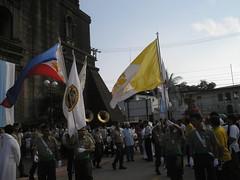 Flags (Nuestra Seora del Buen Suceso) Tags: de la herencia palanyag