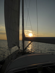 Sailing (SunnySanny) Tags: sun water austria sterreich wasser sailing ship bodensee schiff segeln vorarlberg lakeconstance