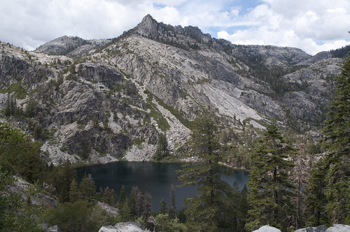 Backpacking in Desolation Wilderness