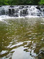 Postcard Falls from downstream (DannyAbe) Tags: waterfall brighton corbettsglen allenscreek postcardfalls