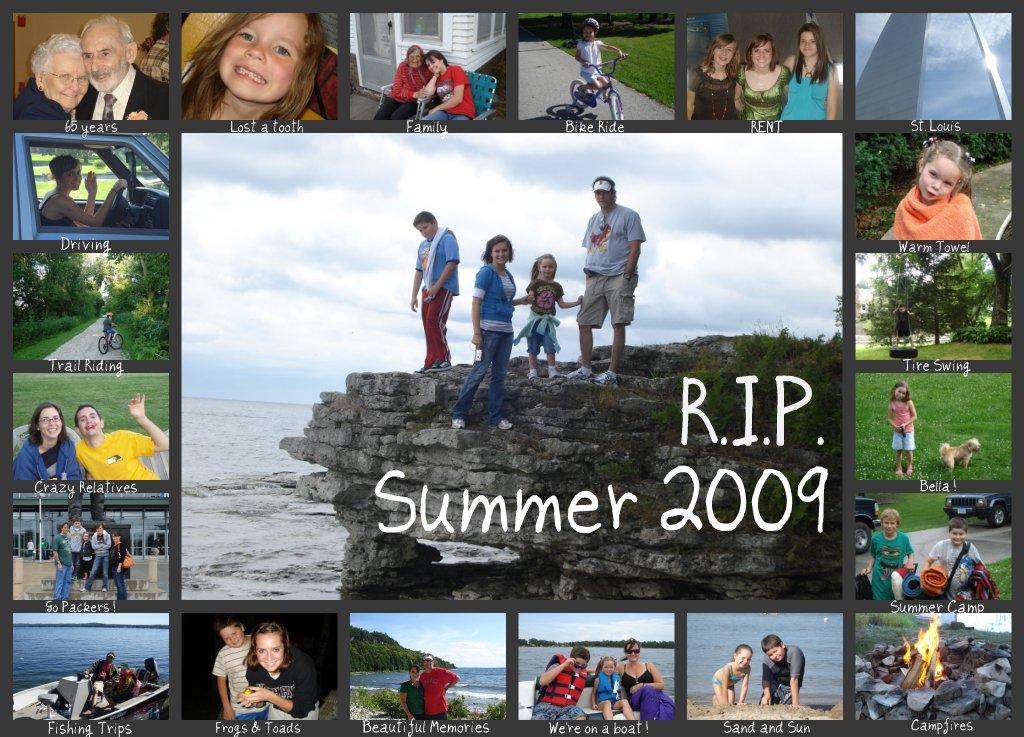 RIP Summer 2009