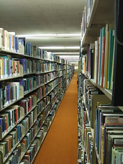 The Library (ConanTheLibrarian) Tags: nebraska library libraries books kearney shelves stacks bker bibliotek buffalocounty universityofnebraskaatkearney calvintryanlibrary