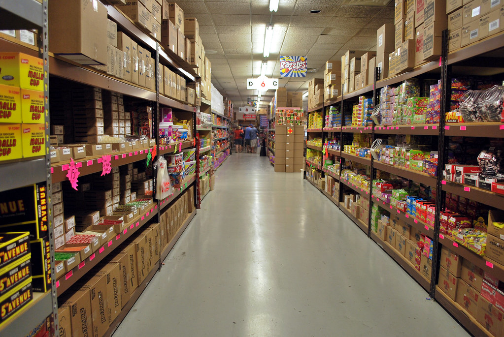 BA Sweetie aisle3