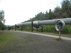 Trans Alaska-Alyeska Oil Pipeline