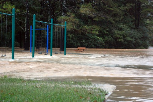Playground Flood
