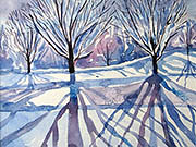 Winter Shadows
