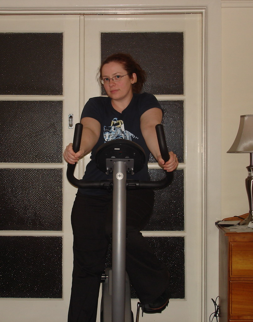 Exercise bike (270/365)