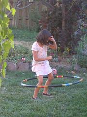 This darn hoop!