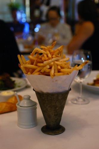 frites at Bouchon