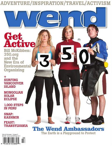 WEND cover fall2009