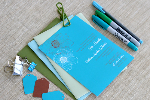 Pacific Beach Bloom Invitation Design-2