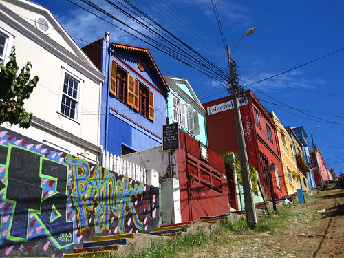 Hostel in Valparaiso Chile