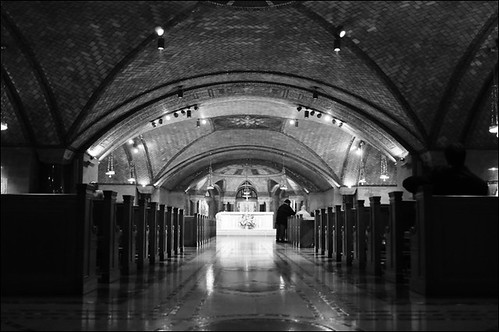 Basilica of the National Shrine of the Immaculate Conception - The Crypt