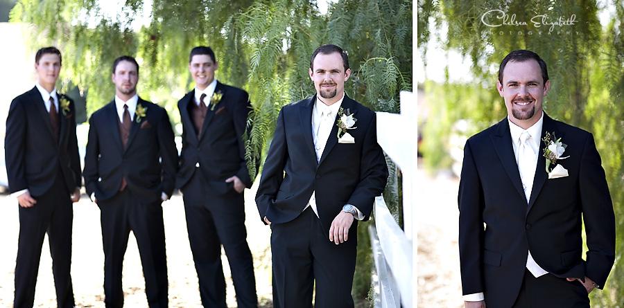 Wedding Photographer Ranchos De Las Flores Groomsmen