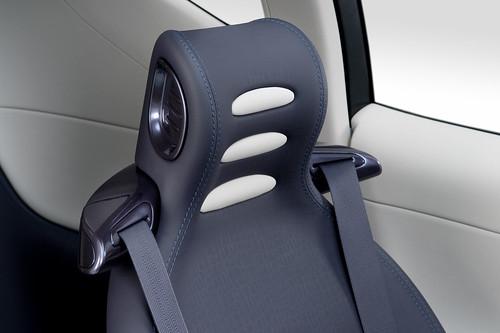 Nissan Land Glider asientos