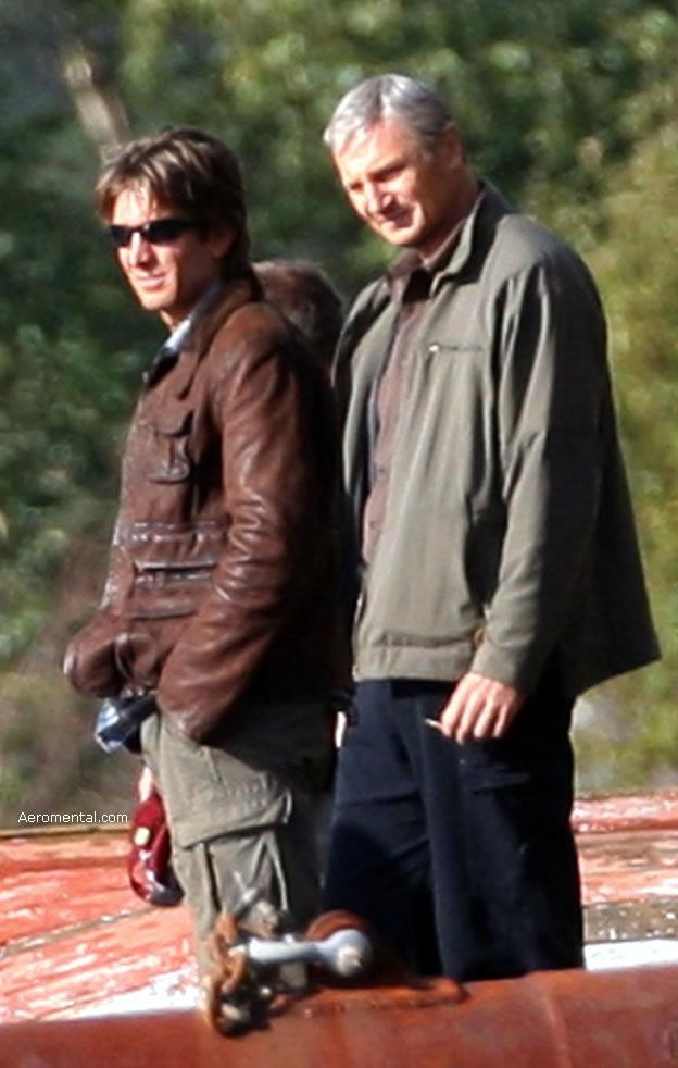 película Los Magníficos Liam Neeson 5